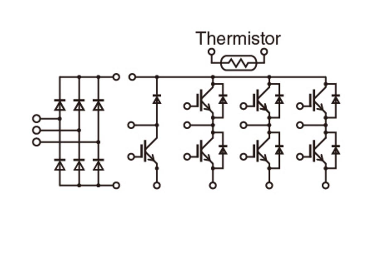 PIM(Power Integrated Module)IGBT模块
