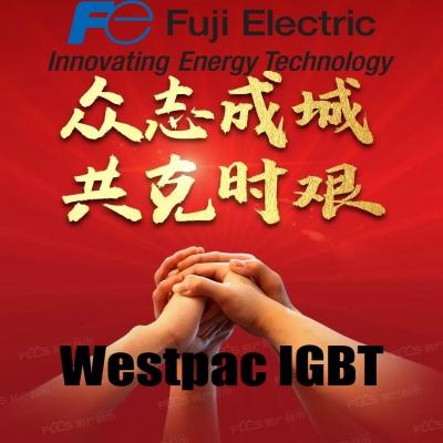 FUJI富士IGBT模块IPM模块电力电子线上支持团队:威柏时刻为您服务