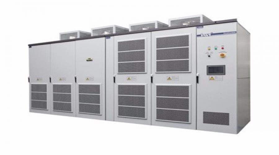 高压变频器IGBT解决方案
